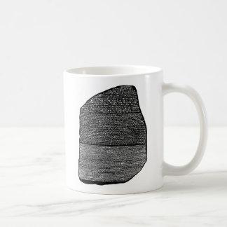 Taza De Café Piedra de Rosetta