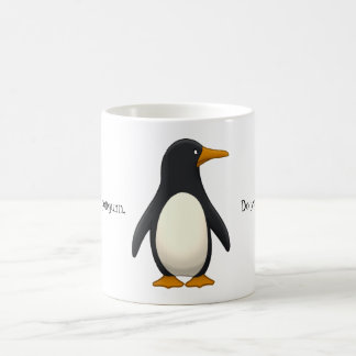 Taza De Café Pingüino