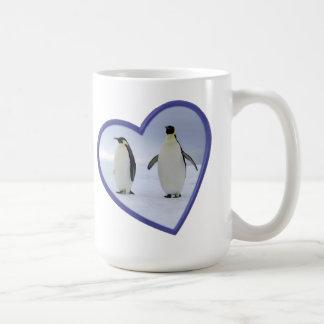 Taza De Café Pingüino de emperador