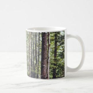 Taza De Café Piso del bosque de Squamish