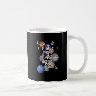 Taza De Café planetas de la Sistema Solar de la misión espacial