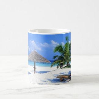 Taza De Café Playa del Caribe