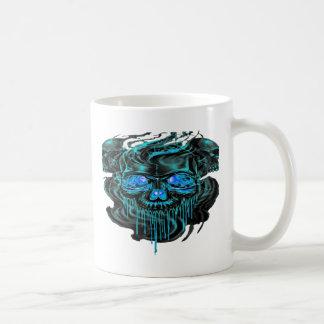 Taza De Café Png de los esqueletos del hielo del invierno