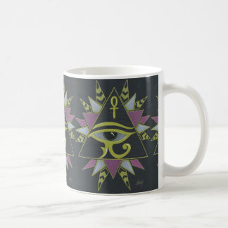 Taza De Café Poder de la pirámide