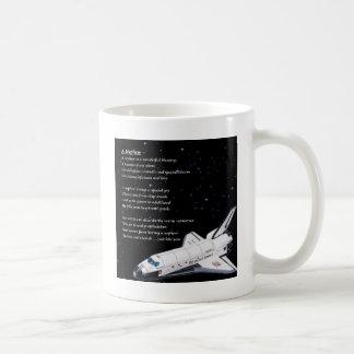Taza De Café Poema del sobrino - espacio