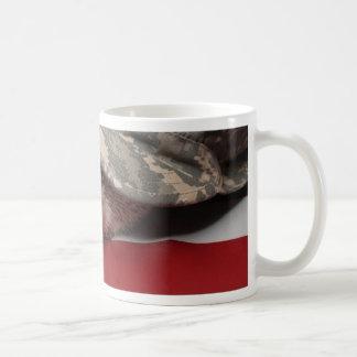 Taza De Café Pog patriótico