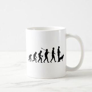 Taza De Café Policía K9