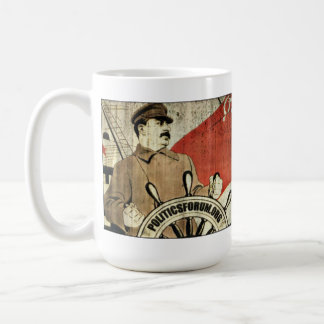 """Taza De Café PoliticsForum.org: """"Camarada Stalin nos dirigirá """""""