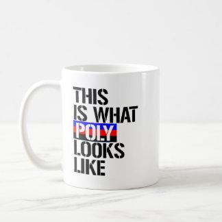 Taza De Café Polyamory - éste es de lo que tienen gusto las