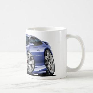 Taza De Café Pontiac 2004-06 coche azul/gris de GTO