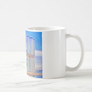 Taza De Café Por el muelle