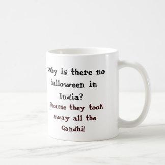 Taza De Café ¿Por qué hay ningún Halloween en la India?