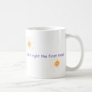 Taza De Café Por supuesto no parezco ocupado…