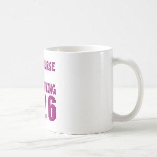 Taza De Café Por supuesto sé que todo soy 26