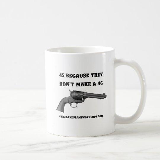 Taza De Café Porqué A 45