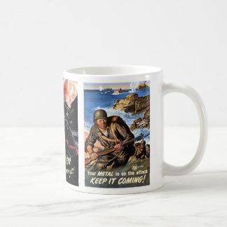Taza De Café Posters #1 de la guerra mundial 2