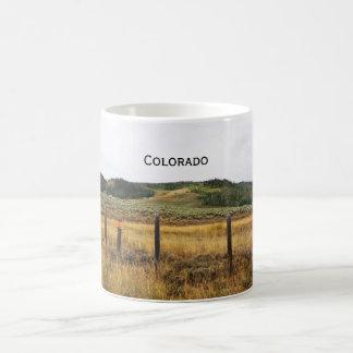 Taza De Café pradera en Colorado