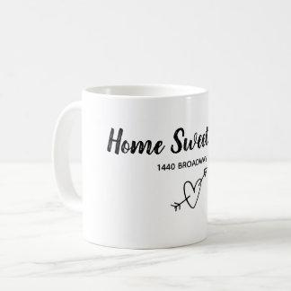 Taza De Café Presente que se calienta de la casa