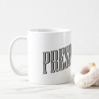 Taza de café presidencial