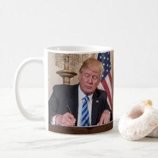 Taza De Café Presidente Donald Trump