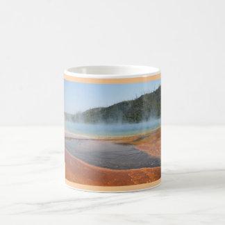 Taza De Café Primavera prismática magnífica
