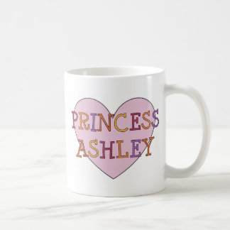 Taza De Café Princesa Ashley