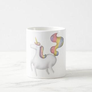 Taza De Café Princesa del unicornio