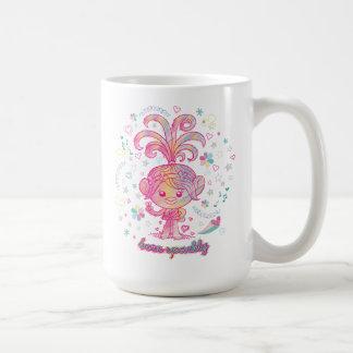 Taza De Café Princesa Poppy de los duendes el |