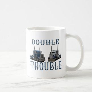 Taza De Café Problema doble