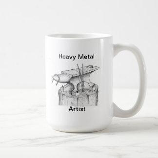 Taza De Café Productos del herrero y del herrador
