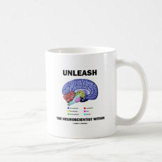 Taza De Café Provoque al neurólogo dentro (la anatomía del