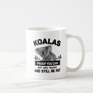 Taza De Café Prueba de la koala