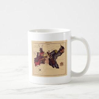 Taza De Café Prusia