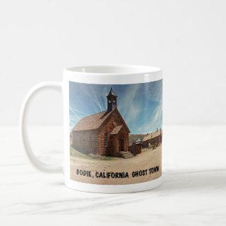 Taza De Café Pueblo fantasma: Bodie, California
