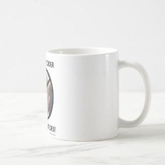 Taza De Café Puedes de Vota si