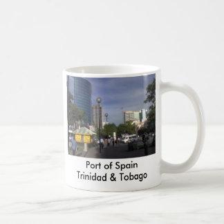 Taza De Café Puerto España, Trinidad y Trinidad y Tobago…