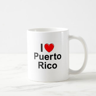 Taza De Café Puerto Rico