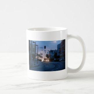 Taza De Café puesta del sol de Venecia