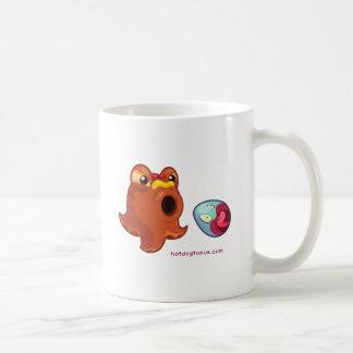 Taza De Café Pulpo del perrito caliente de Hotdogtopus con la