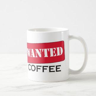 Taza de café querida