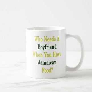 Taza De Café Quién necesita a un novio cuando usted tiene