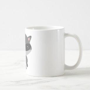 Taza De Café racoon