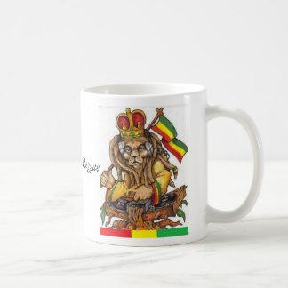 Taza De Café Raíces, roca, reggae