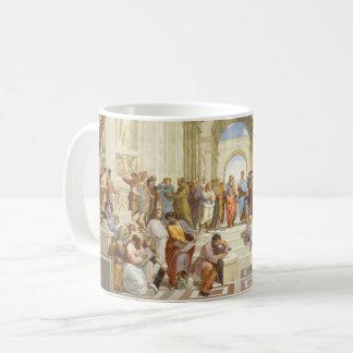 Taza De Café Raphael - La escuela de Atenas 1511