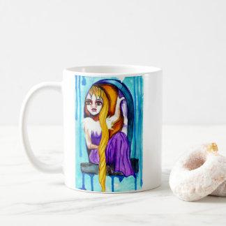 Taza De Café Rapunzel