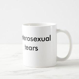 Taza De Café rasgones heterosexuales