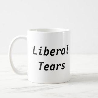 Taza De Café Rasgones liberales
