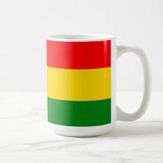 Taza De Café Rasta