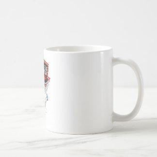 Taza De Café Ratón en línea del ordenador de la carretilla de