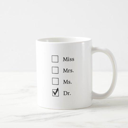 Taza de caf regalos del phd para las mujeres - Tazas de cafe de diseno ...